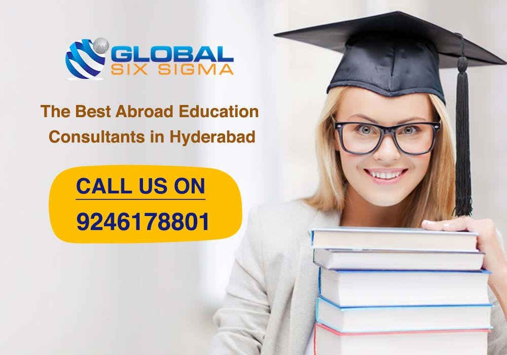 Best Abroad Education Consultants in Hyderabad