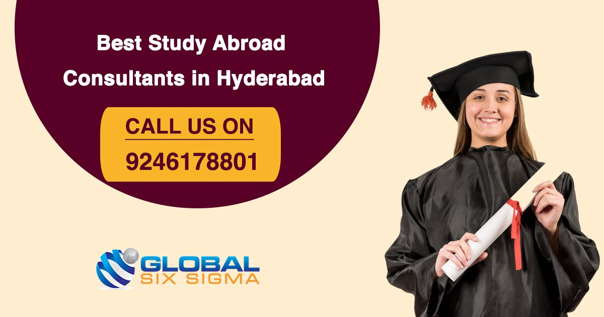 Best Study Abroad Consultants in Hyderabad