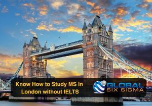 Know How to Study MS in London without IELTS