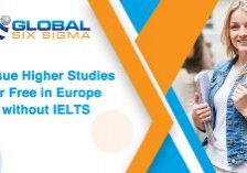 Pursue Higher Studies for Free in Europe without IELTS
