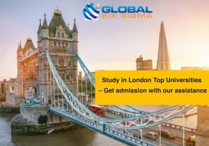 Study in London top universities – Get admission with our assistance